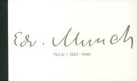 Norvège - Edvard Munch 150 ans - Carnet de prestige