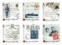 根西岛新邮, 第一次世界大战带给我们的故事, 套票6枚