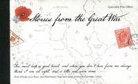 Guernsey - Fortællinger fra Første Verdenskrig - Postfrisk prestigehæfte