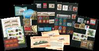 Rusland 2015 - Postfrisk - 1. del - med abonnement