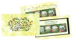 Singapour - Notre ville dans le jardin - Bloc-feuillet neuf