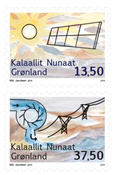 Groenland - Energie renouvelable - Série neuve 2v