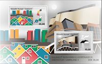 Groenland - Architecture II - Bloc-feuillet neuf