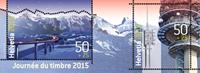 Suisse - La Journée du Timbre - Bloc-feuillet neuf