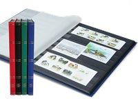Clasificador A4 - 32 páginas, negro de Leuchtturm X 5