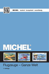 MICHEL - Planes, Worldwide 2016 - Stamp catalogue
