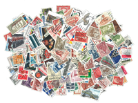 Danemark - 776 timbres différents