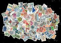Danemark - 1200 timbres différents