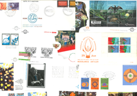 Netherlands - Duplicate lot first day covers