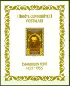 Tyrkiet - 1953