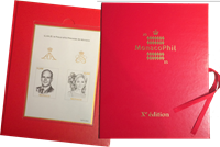 Monaco - Monacophil 2015 - Presentation pack limited edition only 2800 copies