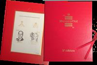 Monaco - Monacophil 2015 - Supersjælden udstillingsmappe - oplag 2800 stk. nummereret