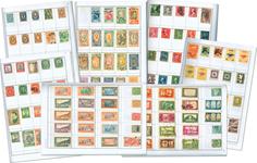 Hele Verden - Frimærkesamling 20.000 i udv.hft.