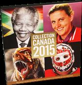 2015年加拿大年册
