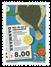 Danmark - Stjerneskud - Postfrisk 5-stribe