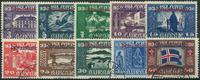 Islanti - virkamerkki - 1930