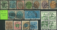 Danmark - Parti - 1875-1937