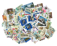 Isle of Man - Stamp packet - 200 different