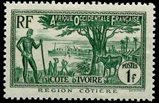 Côte d'Ivoire - YT 124