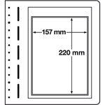 LB-lehdet - 2 eri kokoista taskua - 10 kpl