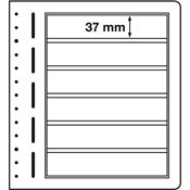 LIGHTHOUSE LB-Blank sheets, 190 x 37 mm - pack of 10