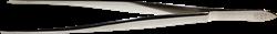 Luksus pincet - Spids 15 cm med etui - Leuchtturm