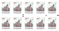 Danmark - Maribo Domkirke - Postfrisk 10-stribe
