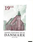 Danmark - Maribo Domkirke - Postfrisk frimærke