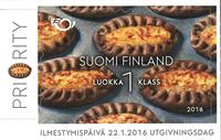 Finland - Karelsk kage - Postfrisk frimærke