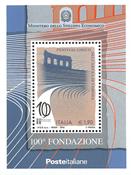 Italie - Centenaire de l'Opéra de Vérone - Bloc-feuillet neuf
