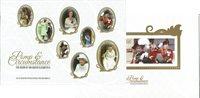 Man - Dronningens regeringstid - Postfrisk prestigehæfte