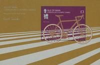 Île de Man - Jeux Olympiques Londres 2012 - Bloc-feuillet neuf