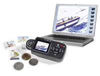 LCD Macrocam - Met microscoop, loep en camera functie