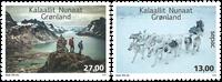 Grønland - Sepac - Postfrisk sæt 2v