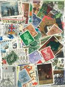 430枚不同英国早期信销票