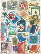 396枚不同南斯拉夫新票含小部分信销票
