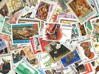 250多枚不同比利时殖民地新票/部分信销票