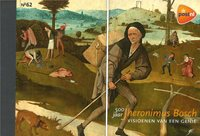 Netherlands - Jheronimus Bosch - Mint prestige booklet