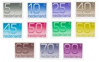 Holland 1976 - NVPH 1108A/18A - Postfrisk