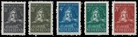 Holland 1941 - NVPH 397/401 - Postfrisk