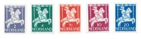 Nederland 1946 - Nr. 469/73 - Postfris