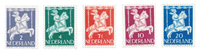 Holland 1946 - NVPH 469/73 - Postfrisk