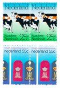 Holland 1974 - NVPH 1052 + 1165 - Postfrisk