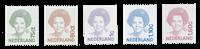 Holland 1991/2001 - NVPH 1488A/97A - Postfrisk