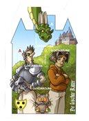 Luxembourg - Tegneserie - Postfrisk miniark