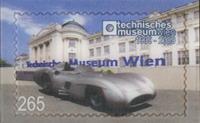 Autriche - Musée des techniques - Timbre neuf 3D