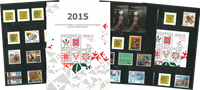 Lituanie - Collection annuelle 2015 - Coll.Annuelle