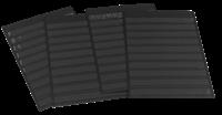LEUCHTTURM A4 Indstikskort - med lomme