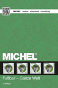MICHEL - Football/soccer, Worldwide 2016 - Stamp catalogue