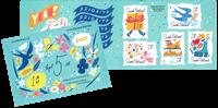 Finland - Lykønskninger - Postfrisk frimærkehæfte